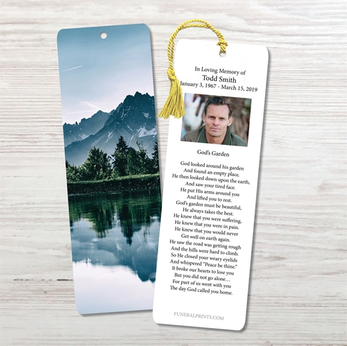 Picture of Lakeside Reflection Bookmark