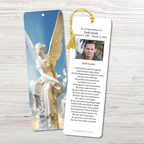 Picture of Angel 2 Bookmark