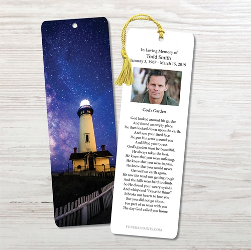 Picture of Night Light Bookmark