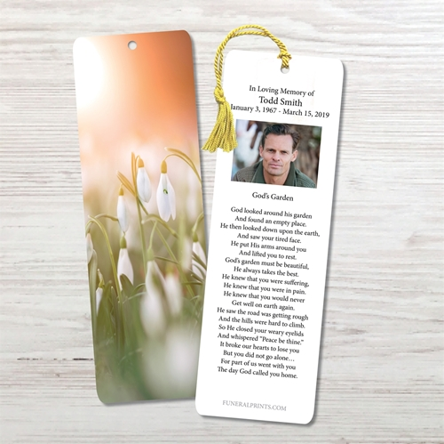 Picture of Musky Morning Bookmark